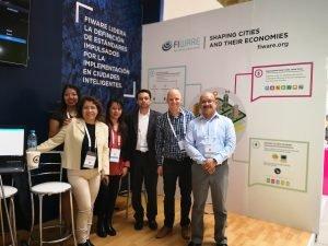 L-R: Magali Arellano Vázquez (INFOTEC), Alicia Martinez Rebollar (CENIDET), Joanna Alvarado Uribe (ITESM), Ari Yair Barrera Animas (ITESM), Tomas Aliaga (Martel Innovate), Hugo Estrada Esquivel (INFOTEC)
