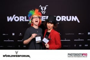 Martel in action at WorldWebForum