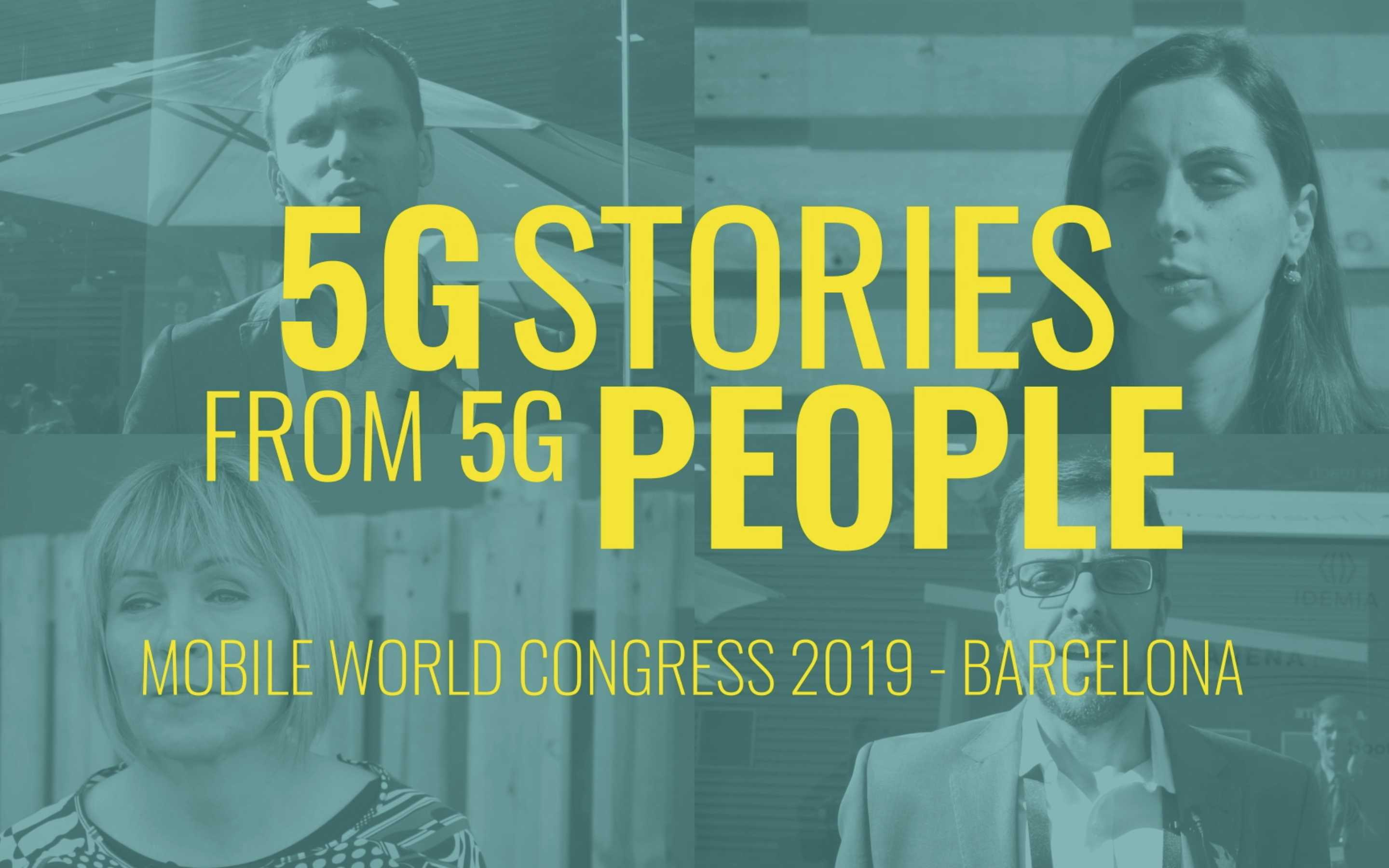 Screenshot from the Martel video: 5G stories from 5G people