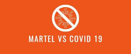 Martel Vs Covid-19
