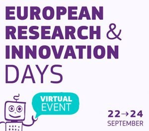 European Research and Innovation Days 2020 @ WEB-STREAMED