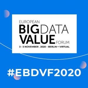European Big Data Value Forum @ Online