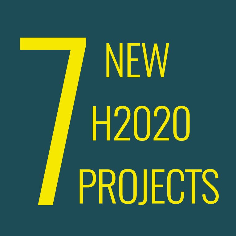 Martel launches seven new H2020 projects