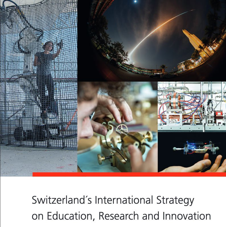 Switzerland is top in the world when it comes to innovation